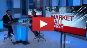 David Driscoll BNN Market Call August 21, 2017