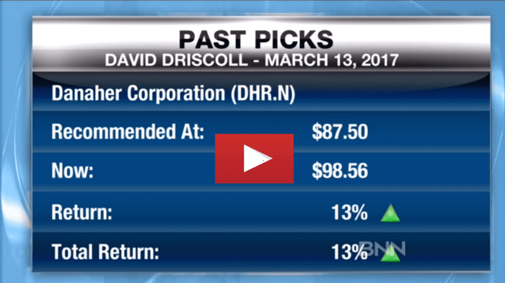 David Driscoll BNN Market Call
